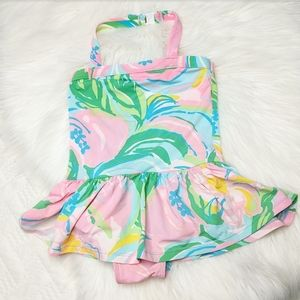 {Lilly Pulitzer} Baby Girl Swimsuit